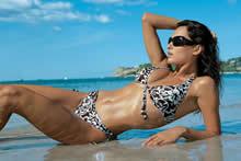 泳装内衣模特高清晰图片