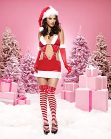 美国圣诞女孩