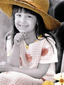 快乐的儿童高清晰图片