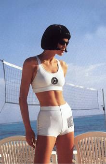 内衣泳装健美女人写真