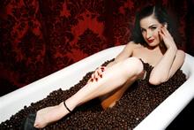 巧克力女郎图