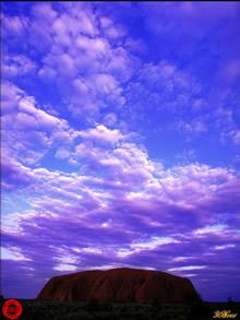 乌卢鲁国家公园高清晰图片