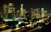 城市夜景高清晰图