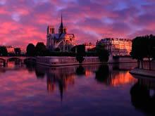 美丽的法国风光高清壁纸