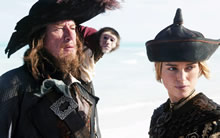 加勒比海盗3壁纸