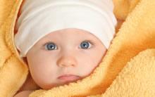 高清婴儿宝贝壁纸图